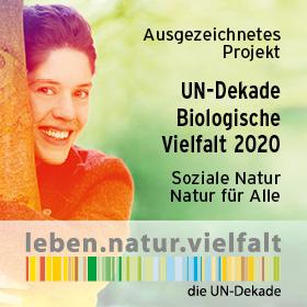 Kita Natura eG ist ein ausgezeichnetes Projekt der UN-Dekade Biologische Vielfalt