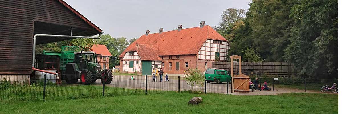 Kita Natura - Burgkinder, am Hofgut Burgsittensen